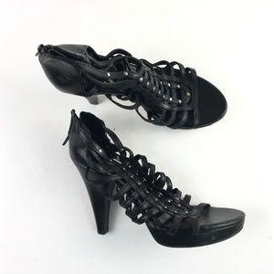 Franco Sarto Black Heels D5616814